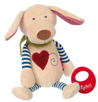 Baby Spieluhr Kuscheltier Organic Hund Sigikid mit Tasche