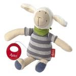 Baby Spieluhr Kuscheltier Schaf Schön Sigikid mit Tasche