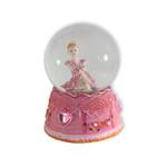 Kleine Ballerina Schneekugel mit Spieluhr