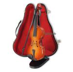 Violine mit Spieluhr