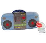 Radio aus der Papa & me Collection von Sigikid mit Tasche