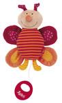 Baby Spieluhr Kuscheltier Musik-Schmetterling Sigikid