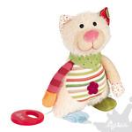 Baby Spieluhr Kuscheltier K�tzchen Katinka Sigikid mit Tasche