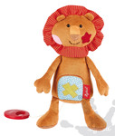 Baby Spieluhr Kuscheltier L�we ClubdesArtistes Sigikid mit Tasche
