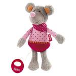 Baby Spieluhr Kuscheltier Leonora mit Tasche