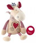 Baby Spieluhr Kuscheltier Organic Pony Sigikid mit Tasche