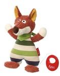 Baby Spieluhr Kuscheltier Fudallo Fox Sigikid mit Tasche