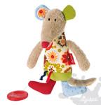 Baby Spieluhr Kuscheltier foufoudou Sigikid mit Tasche