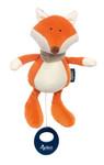 Baby Spieluhr Kuscheltier Fuchs aus der Blue Collection von Sigikid mit Tasche