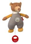Baby Spieluhr Kuscheltier HoniBoniBär von Sigikid mit Tasche