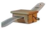 Lochband-Spieluhr Wolferl mit Handkurbel zum Selbst-Erstellen 15 Ton