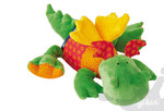 Baby Spieluhr Kuscheltier Drache KliKlaKlex Sigikid mit Spieluhr-Tasche