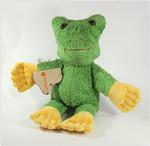 Baby Spieluhr Kuscheltier Frosch