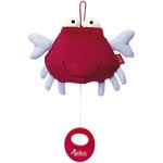 Baby Spieluhr Kuscheltier Krabbe Sigikid mit Tasche