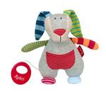 Baby Spieluhr Kuscheltier Hase Ringel Dingel von Sigikid mit Tasche