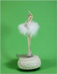 Ballerina mit Spieluhr