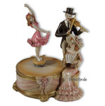 Ballerina mit Spieluhren Melodie