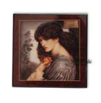 Bildlackdose Proserpina mit Spieluhr