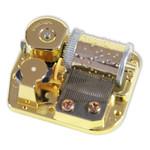 Musikwerk-Spieluhren mit 23-Ton Spieluhr Melodie ohne Tellerantrieb